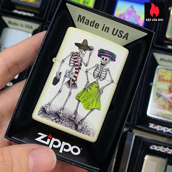 Zippo 216 Day Of The Dead Design