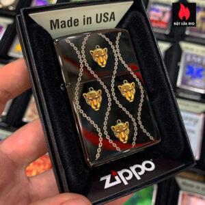 Zippo 24756 Leopard Luxury Design