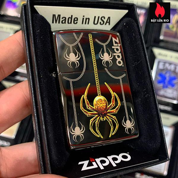 Zippo 24756 Spider Luxury Design