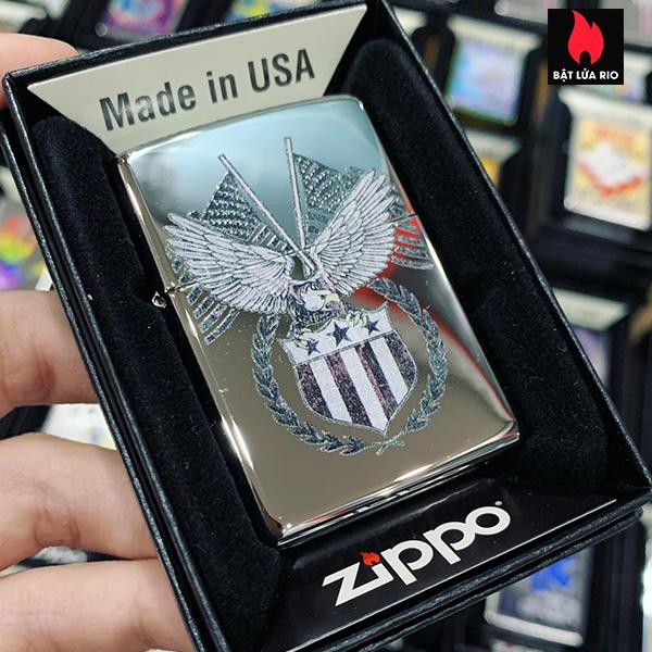 Zippo 250 American Eagle 1
