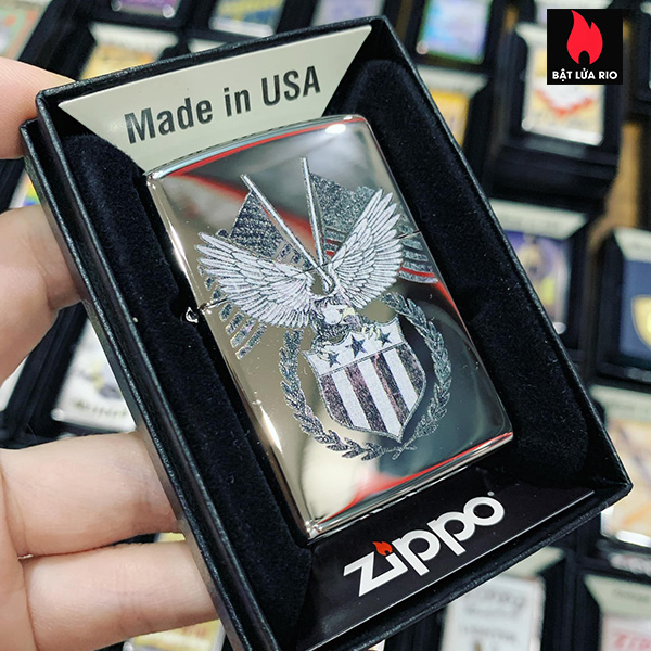 Zippo 250 American Eagle