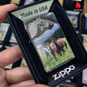 Zippo 250 Horses
