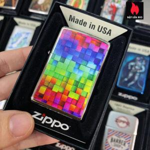 Zippo 250 Rainbow Boxes