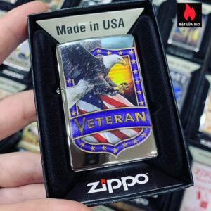 Zippo 250 Veteran Eagle 1