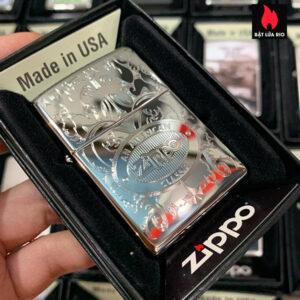 Zippo 250 Zippo American Classic Auto Engrave