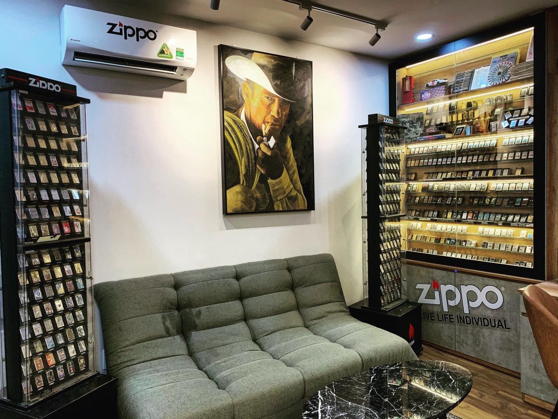 Bật Lửa Zippo RIO 10