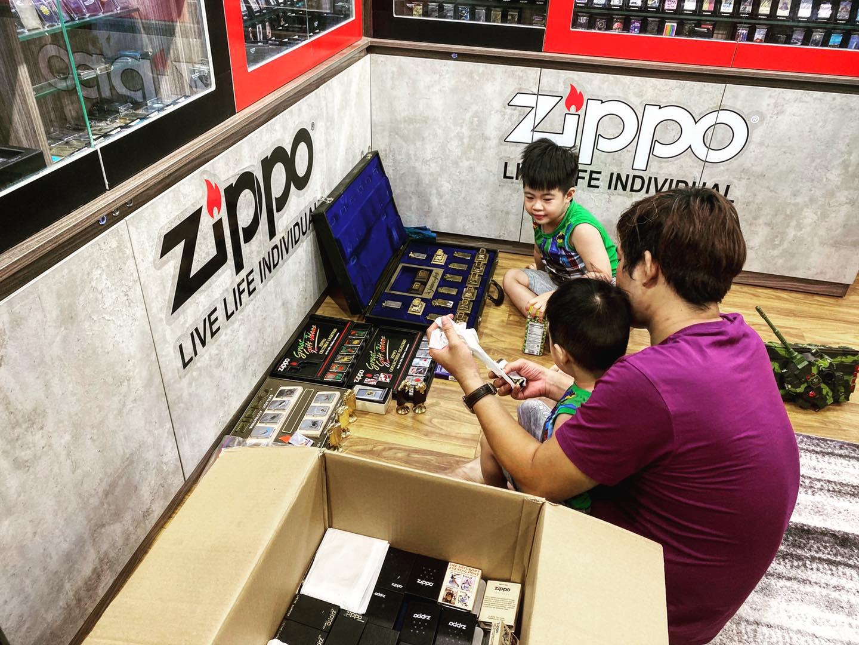 Bật Lửa Zippo RIO 54