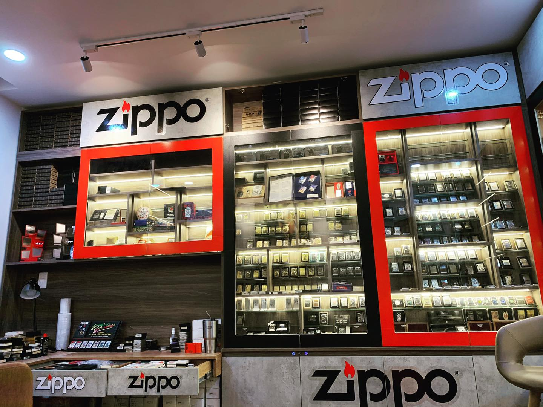 Bật Lửa Zippo RIO 96