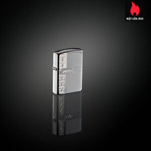 Zippo 49551 - Zippo Armor® Sterling Silver Zippo Diamond Design 1